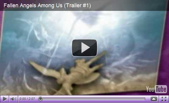 Fallen Angels Among Us by Elizabeth Clare Prophet book trailer 1