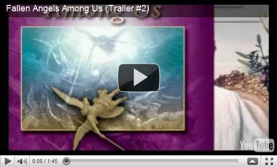 Fallen Angels Among Us by Elizabeth Clare Prophet book trailer 2